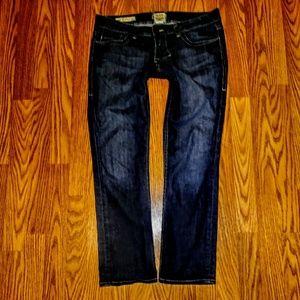 William Rast Jeans Aaimie Ultraskinny Size 28